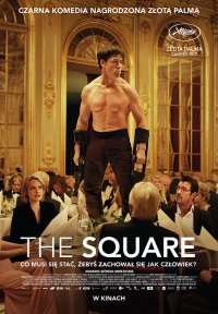 The Square - plakat