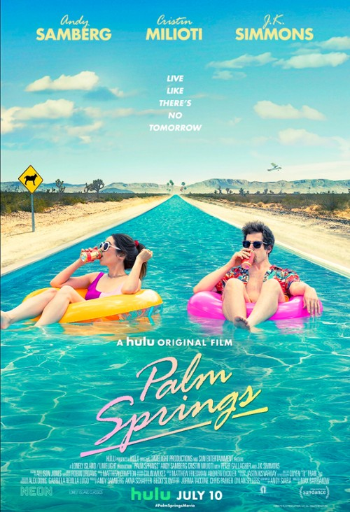 Palm Springs - plakat